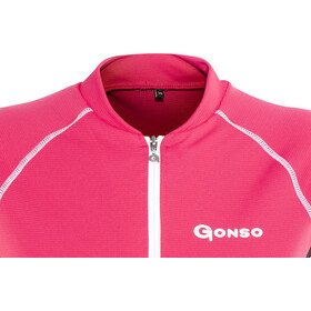 Gonso Pona Bike-Shirt Damen raspberry